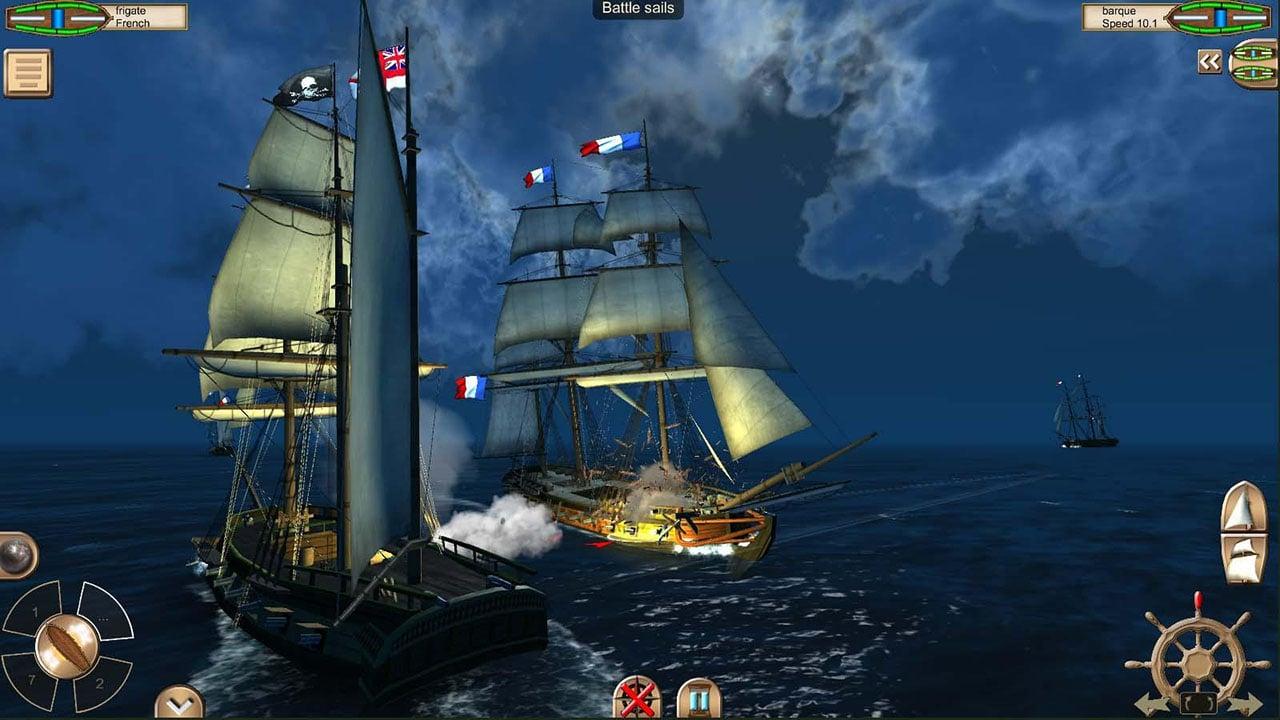 The Pirate Caribbean Hunt screen 1