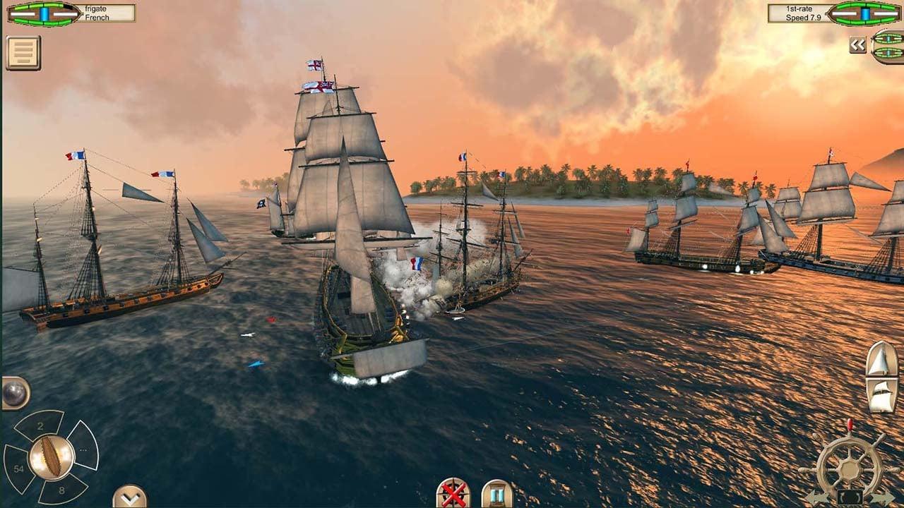 The Pirate Caribbean Hunt screen 2