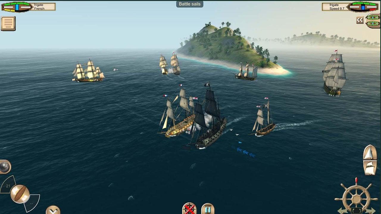 The Pirate Caribbean Hunt screen 3