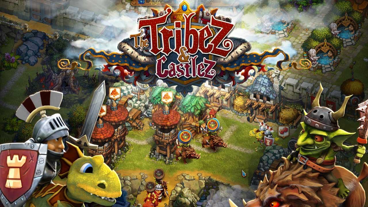 The Tribez & Castlez poster