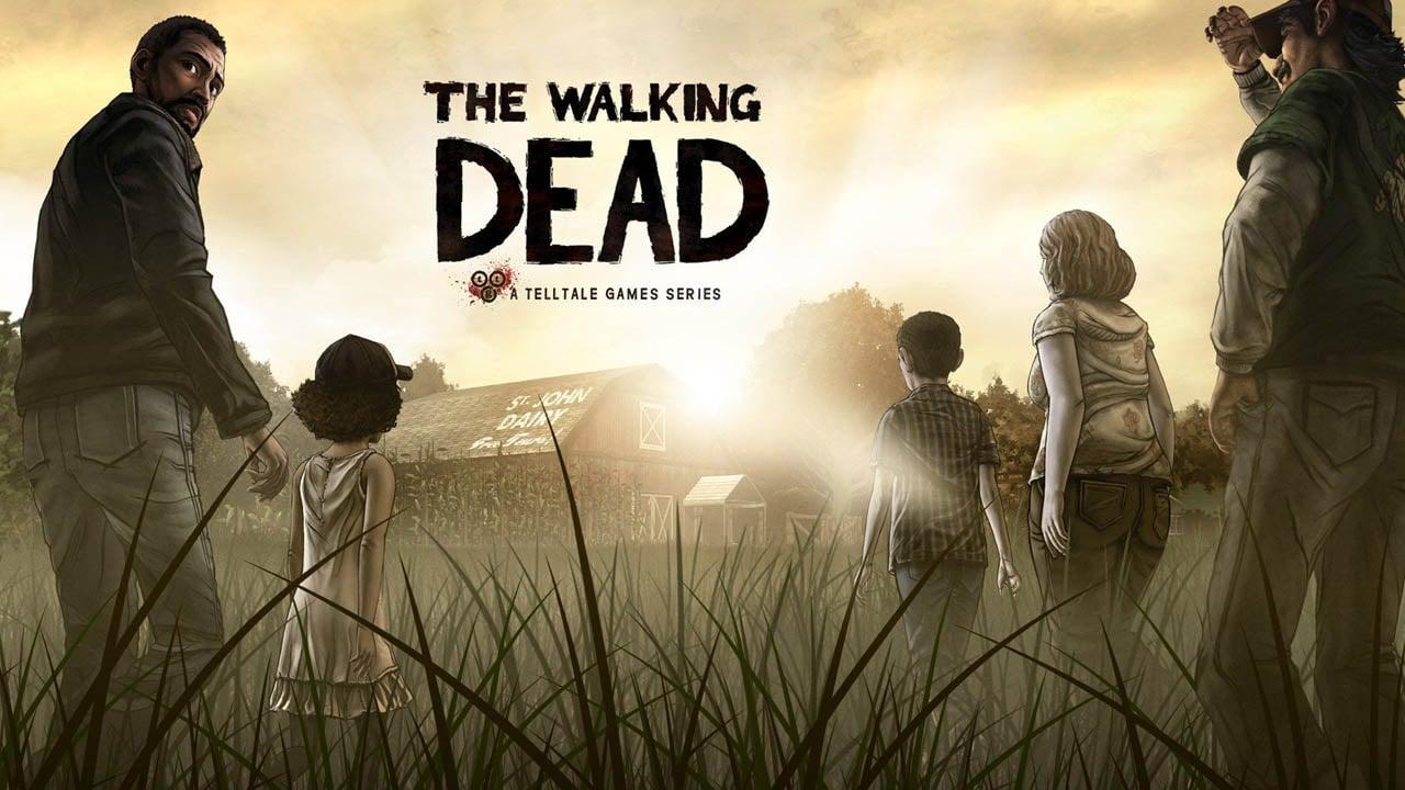 The Walking Dead Season One poster
