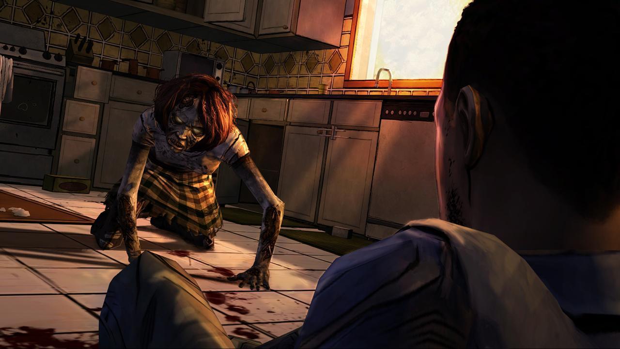 The Walking Dead Season One screen 0