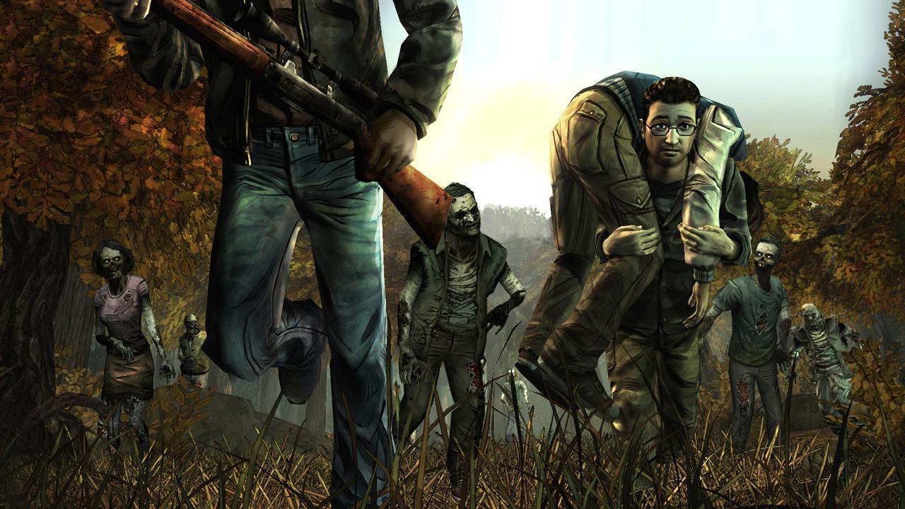 The Walking Dead Season One screen 2