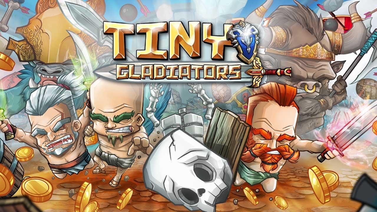 Tiny Gladiators poster