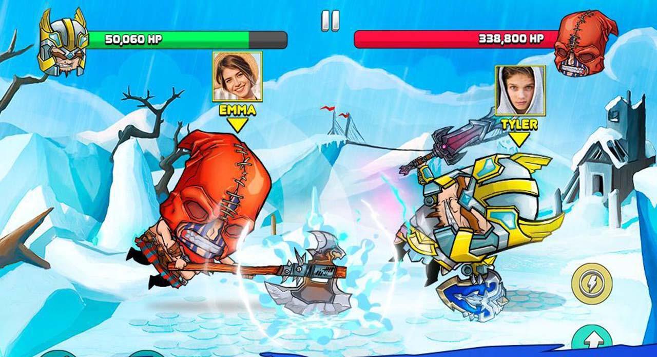 Tiny Gladiators screen 3