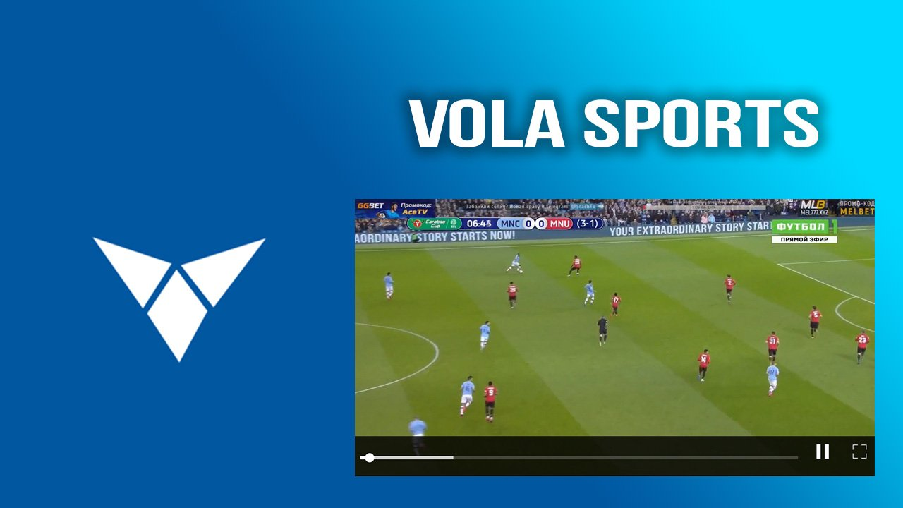 Vola Sports poster