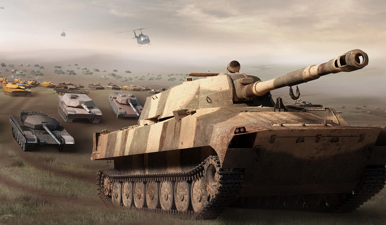 War Machines screen 0