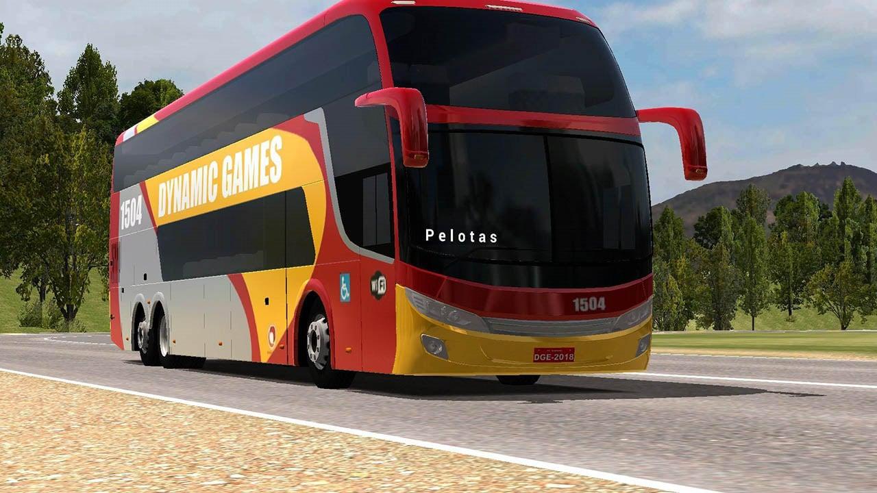 World Bus Driving Simulator screen 0