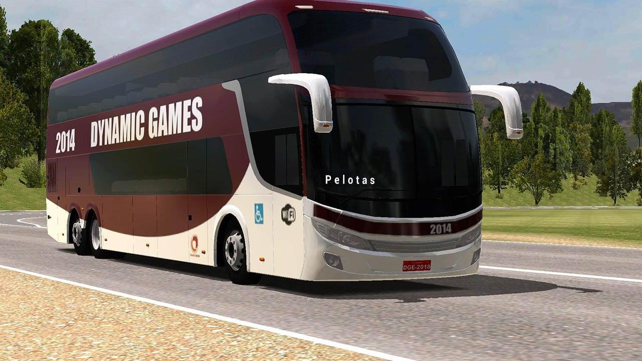 World Bus Driving Simulator screen 1
