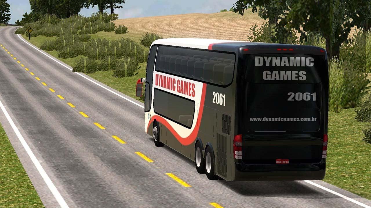 World Bus Driving Simulator screen 2
