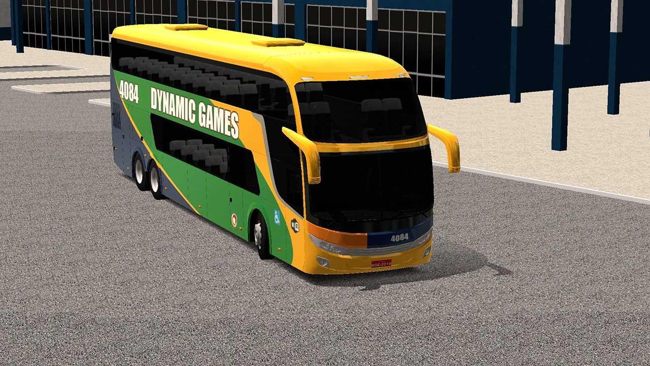 World Bus Driving Simulator screen 3