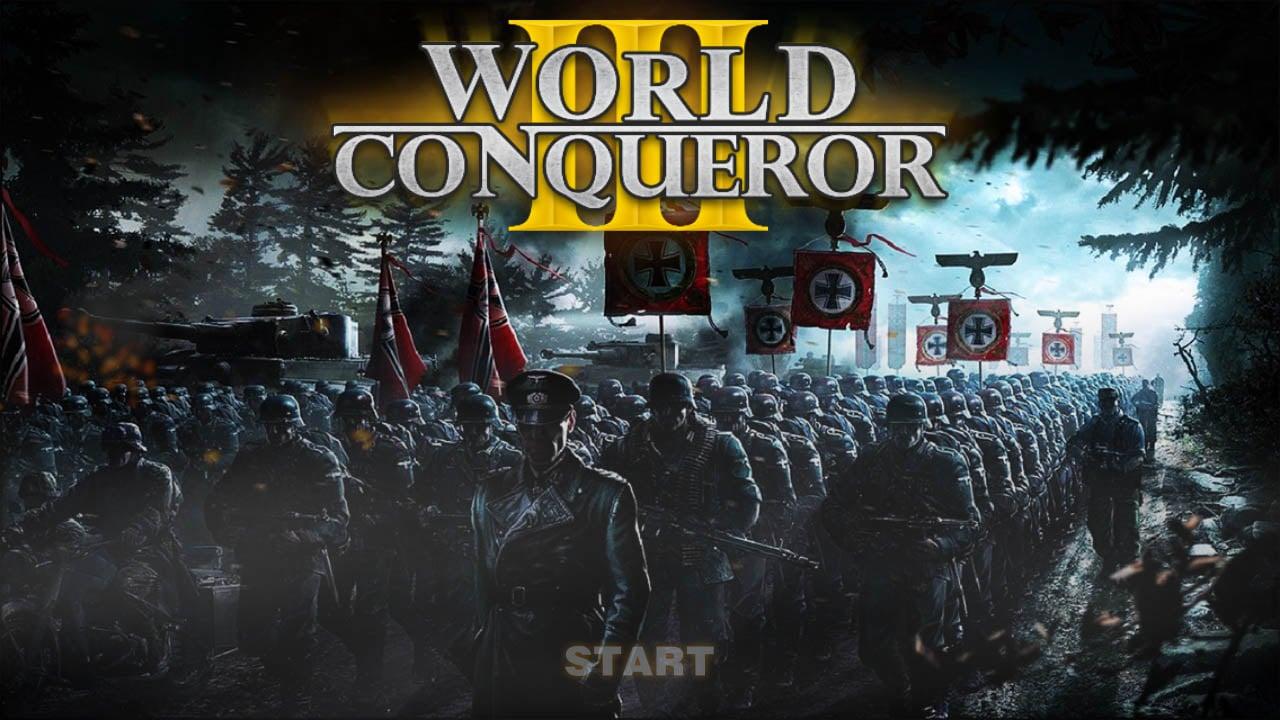 World Conqueror 3 poster