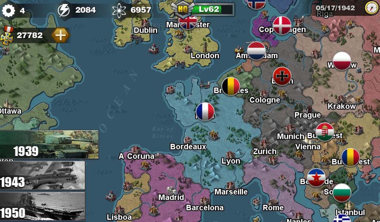 World Conqueror 3 screen 2