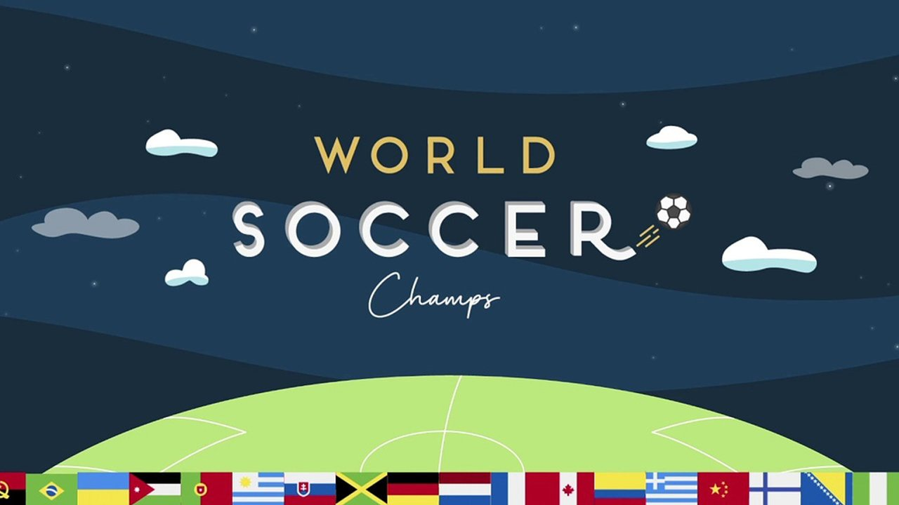 World Soccer Champs poster