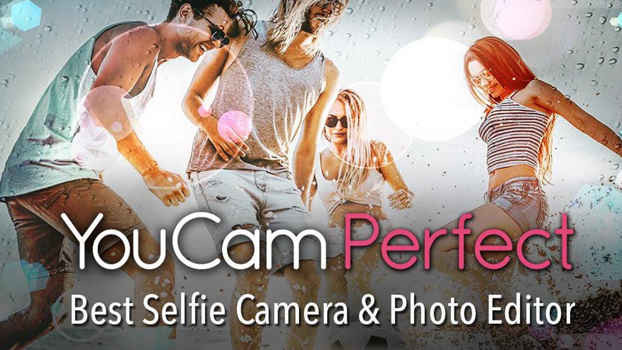 YouCam Perfect poster
