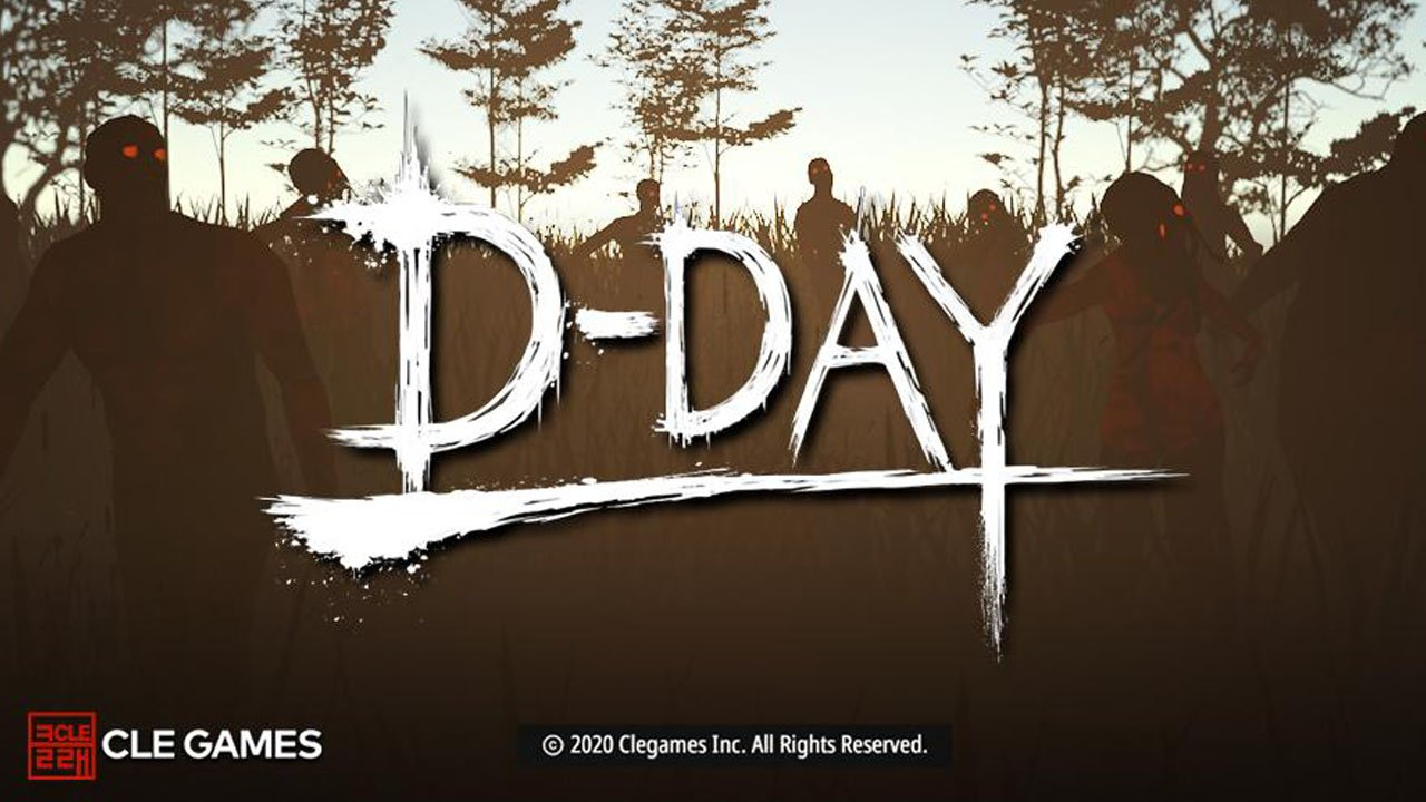 Zombie Hunter D Day poster