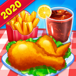 Cooking Dream MOD APK 6.16.157 (Unlimited Gems)