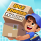 Idle Courier Tycoon MOD APK 1.13.1 (Unlimited Money)