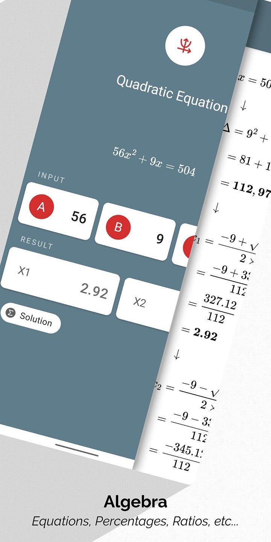 All In One Calculator screen 5