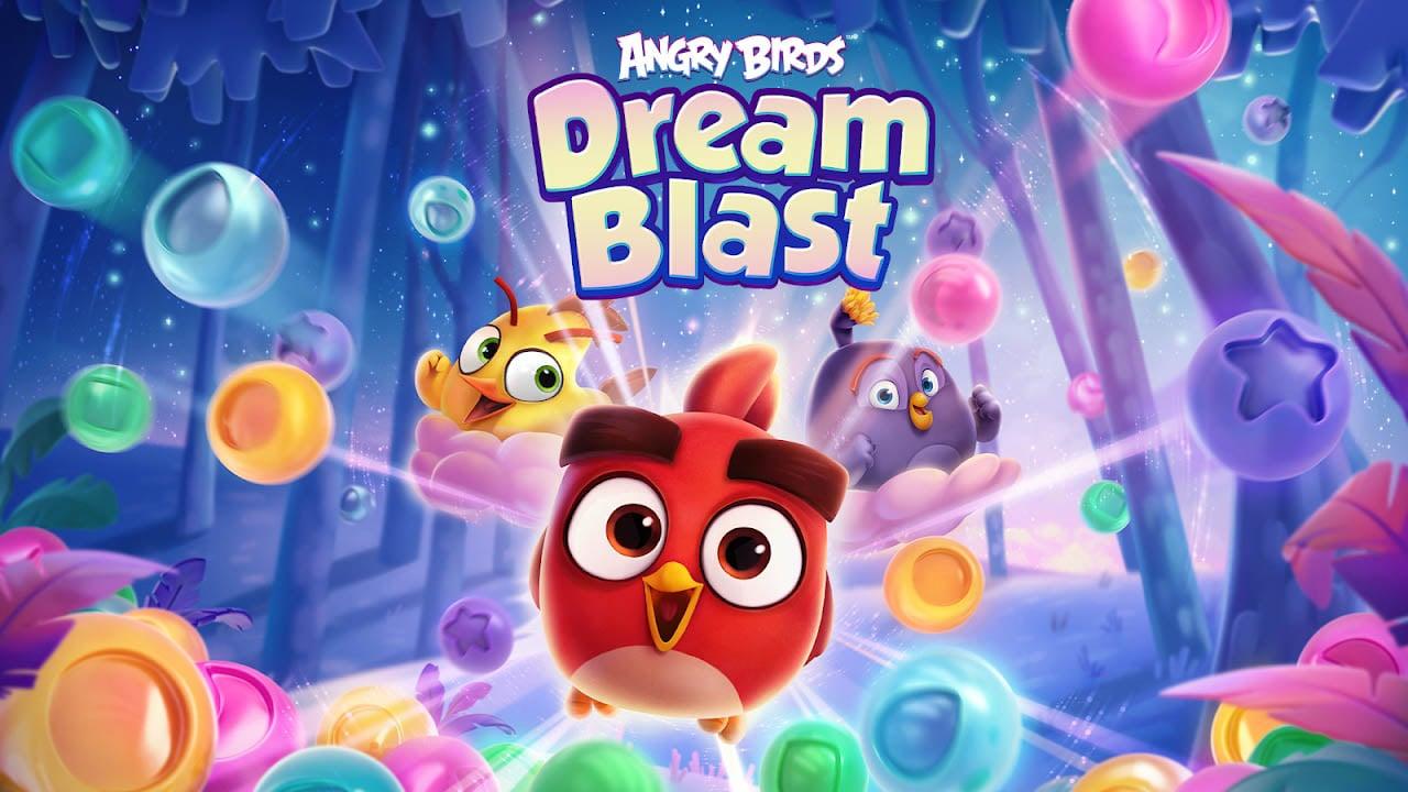 Angry Birds Dream Blast poster