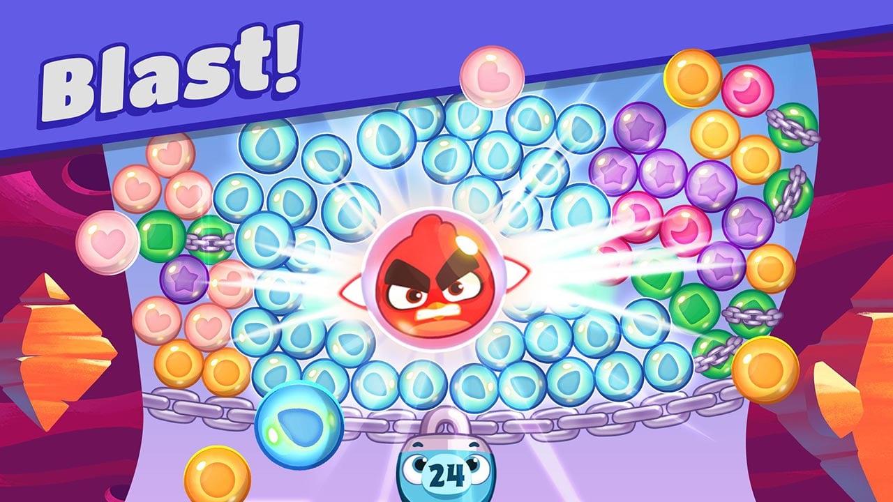 Angry Birds Dream Blast screen 0