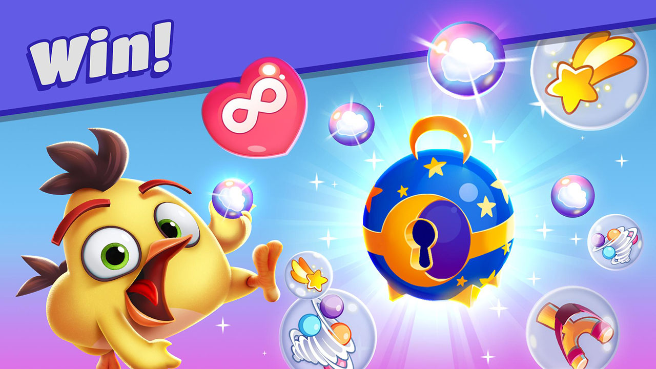 Angry Birds Dream Blast screen 1
