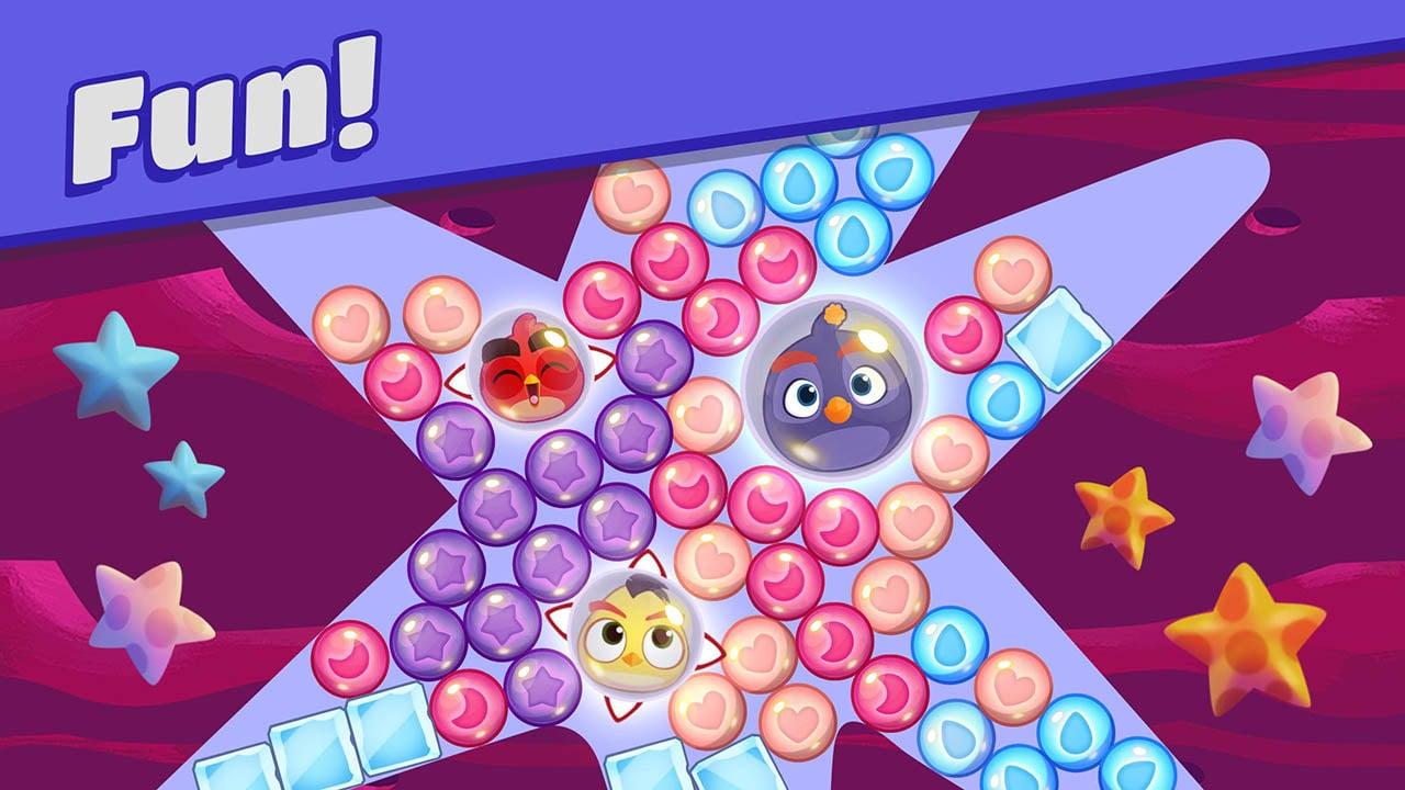Angry Birds Dream Blast screen 2