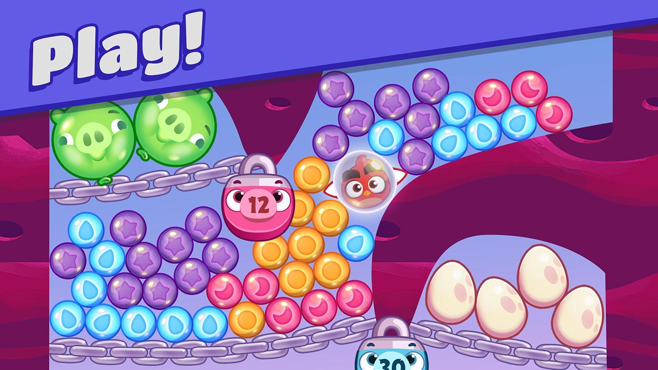 Angry Birds Dream Blast screen 3