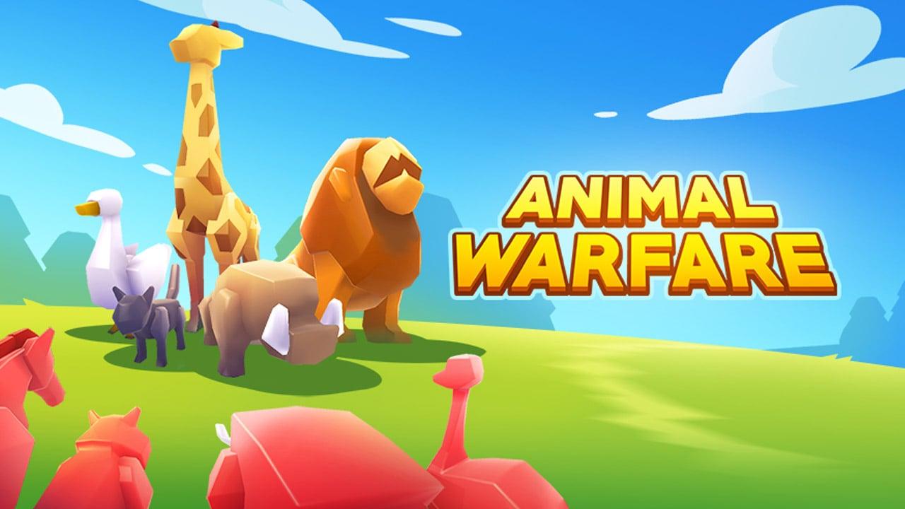 Animal Warfare poster