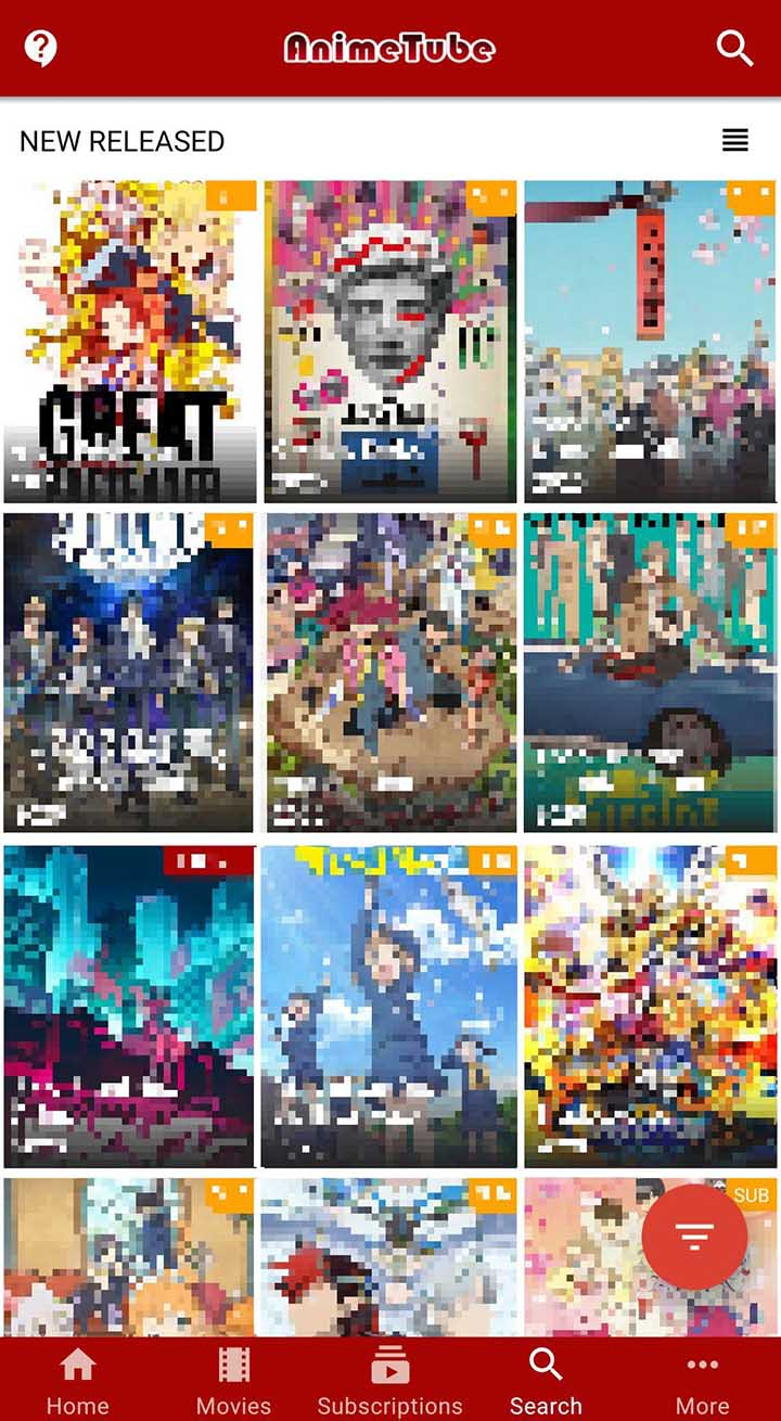 Anime Fanz Tube Anime Stack screen 0