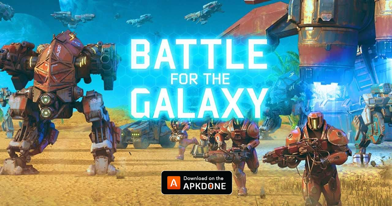 Battle for the Galaxy thumbnail