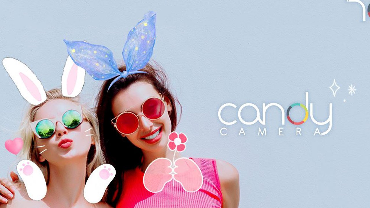 Candy Camera poster