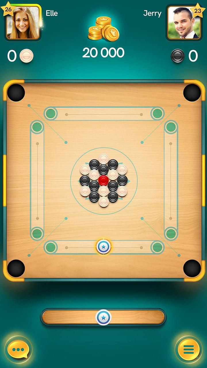 Carrom Pool Disc Game screen 2