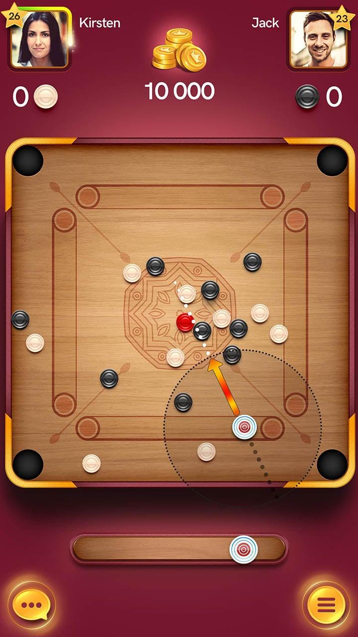 Carrom Pool Disc Game screen 3