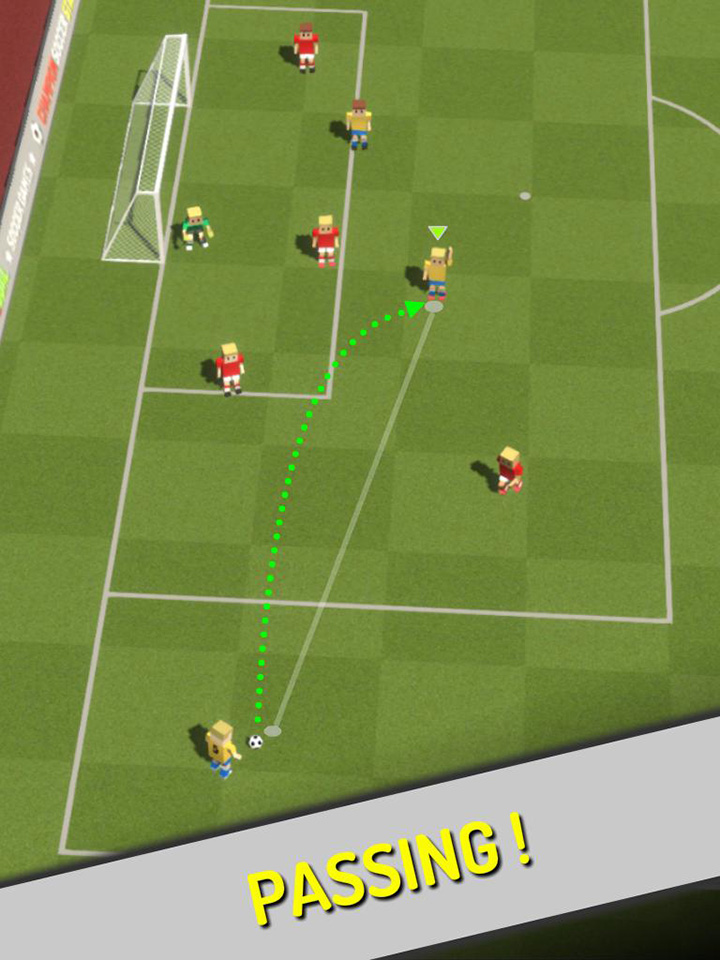 Champion Soccer Star screen 1