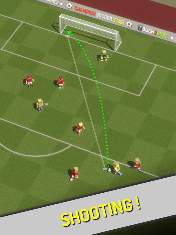 Champion Soccer Star screen 2