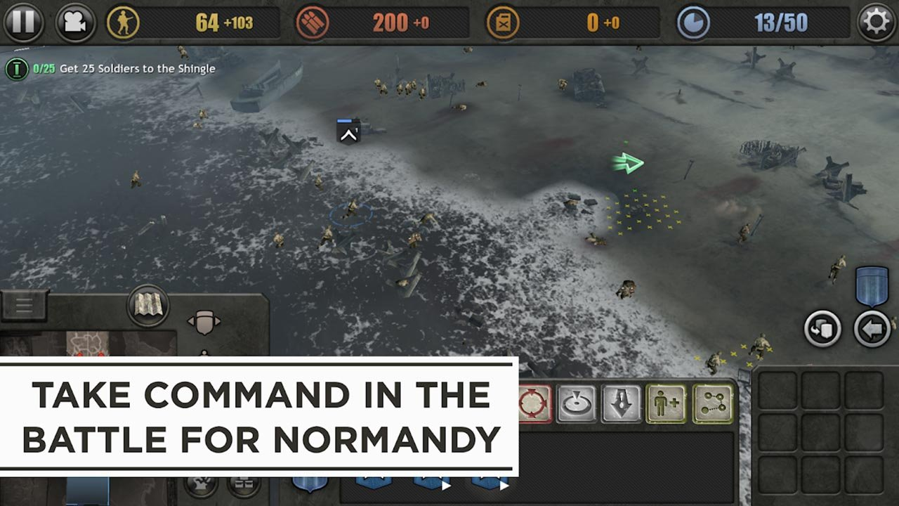 Company of Heroes screen 2