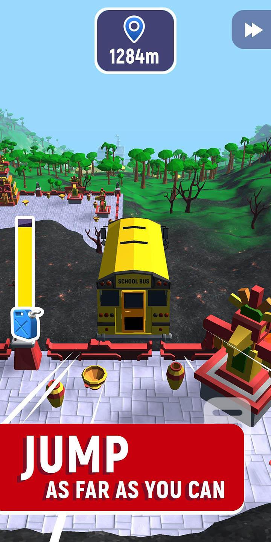 Crash Delivery screen 0