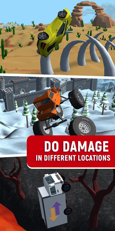 Crash Delivery screen 3