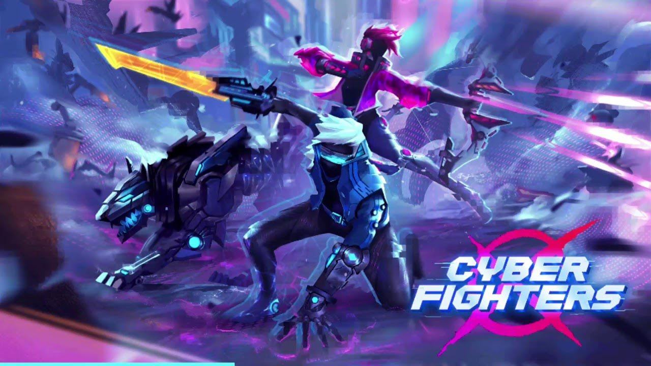 Cyber Fighters poster