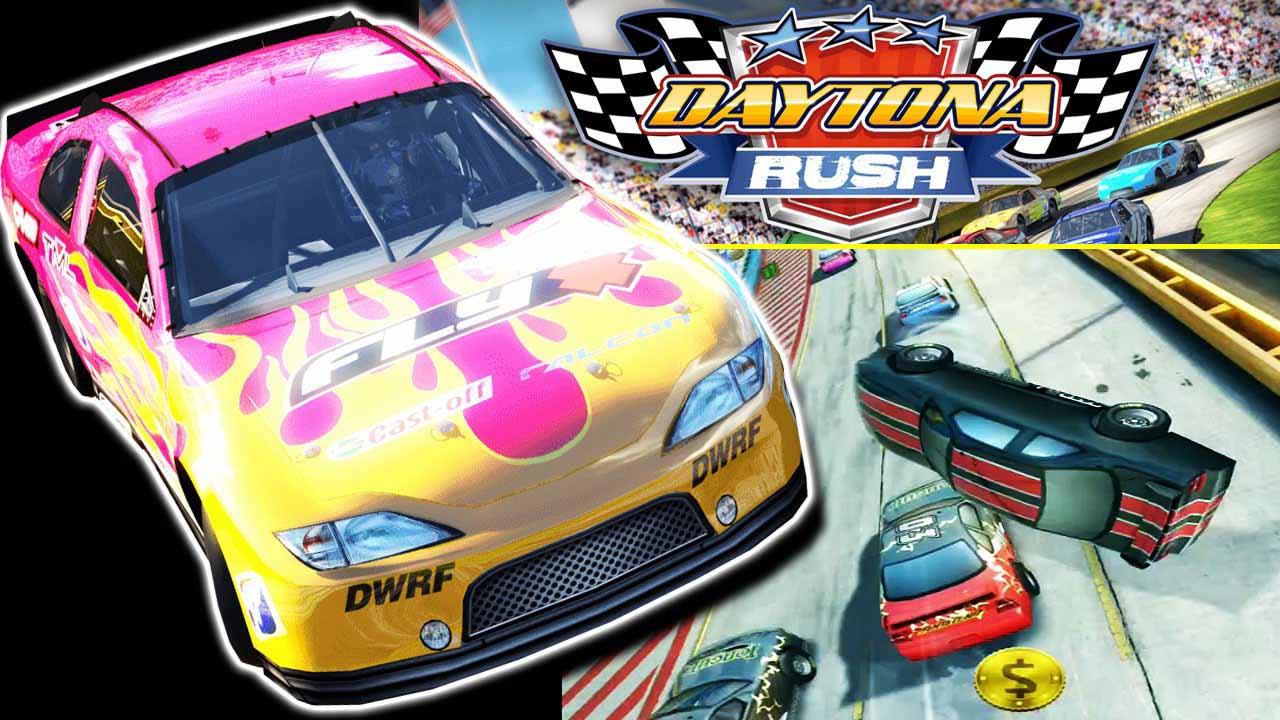 Daytona Rush poster