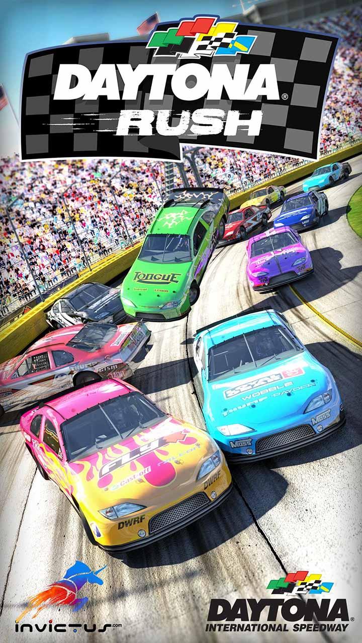 Daytona Rush screen 0