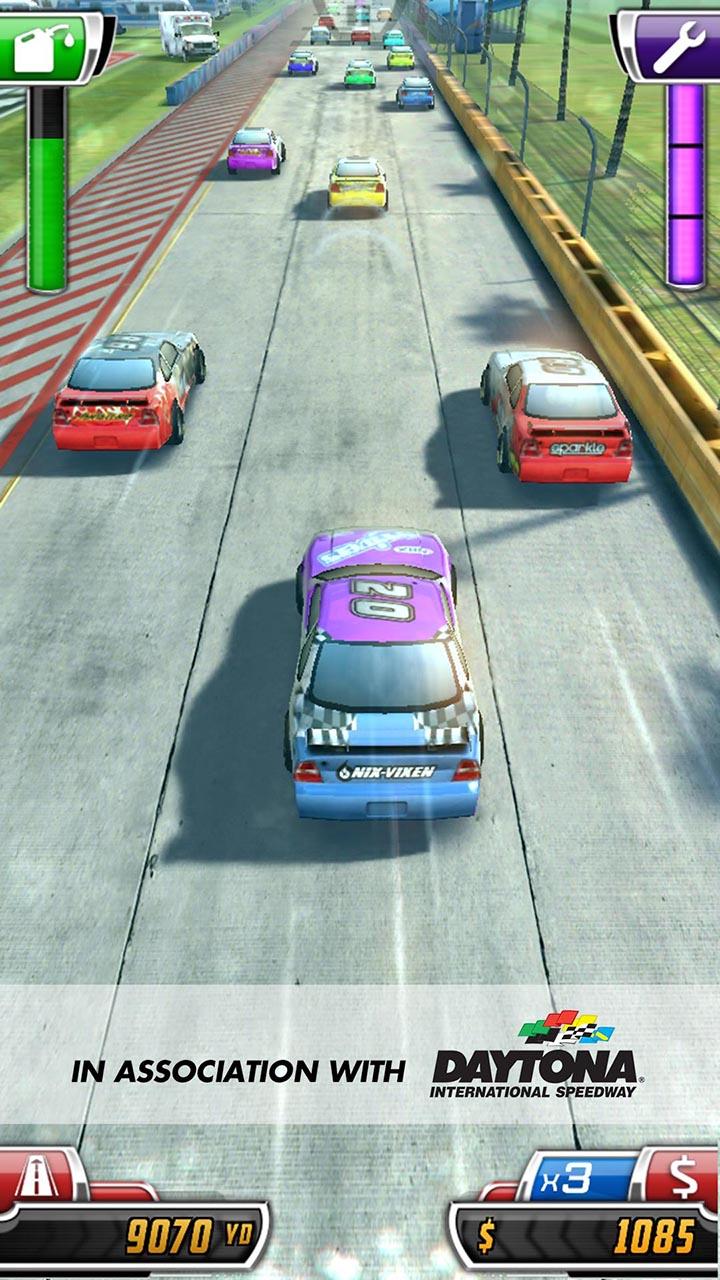 Daytona Rush screen 1