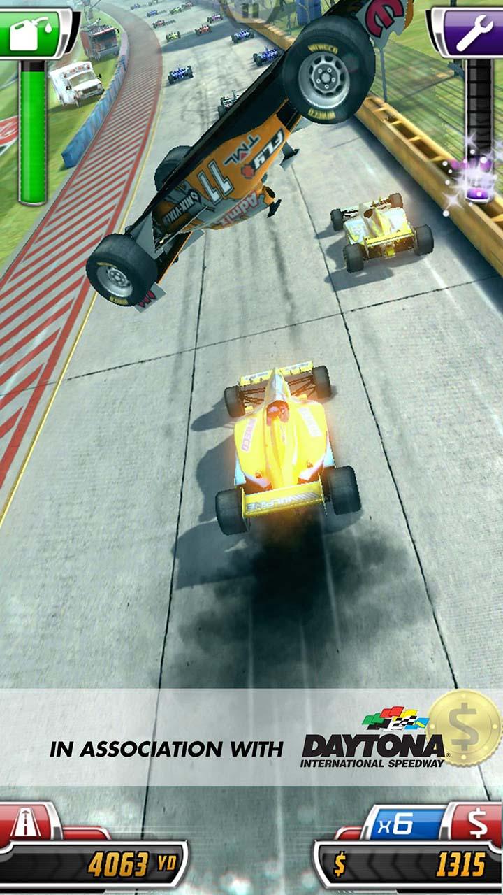 Daytona Rush screen 2
