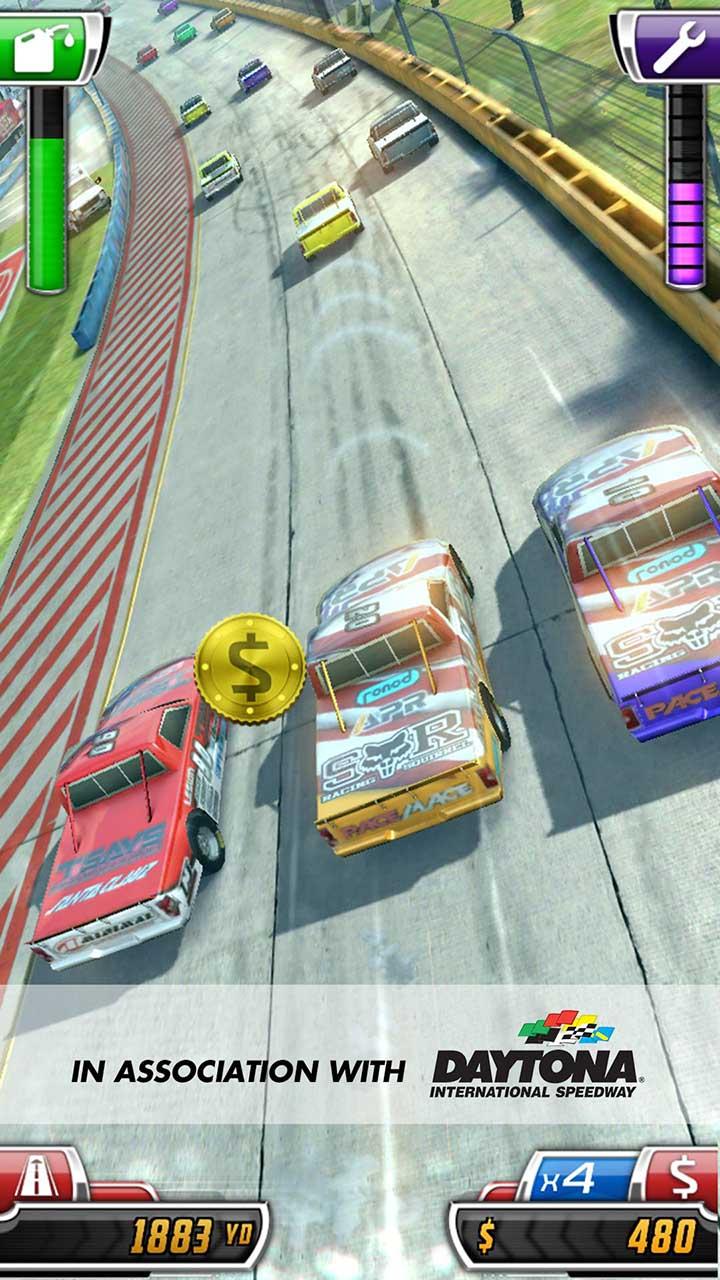 Daytona Rush screen 3
