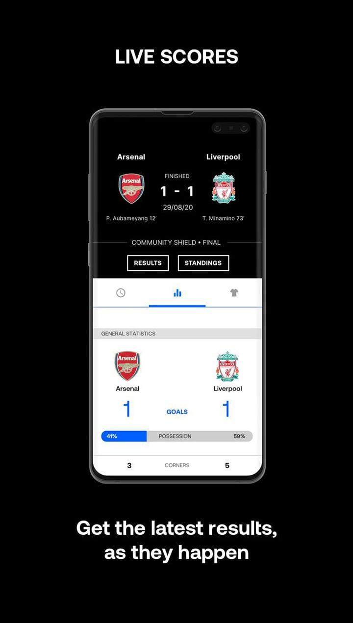 Eurosport screen 4