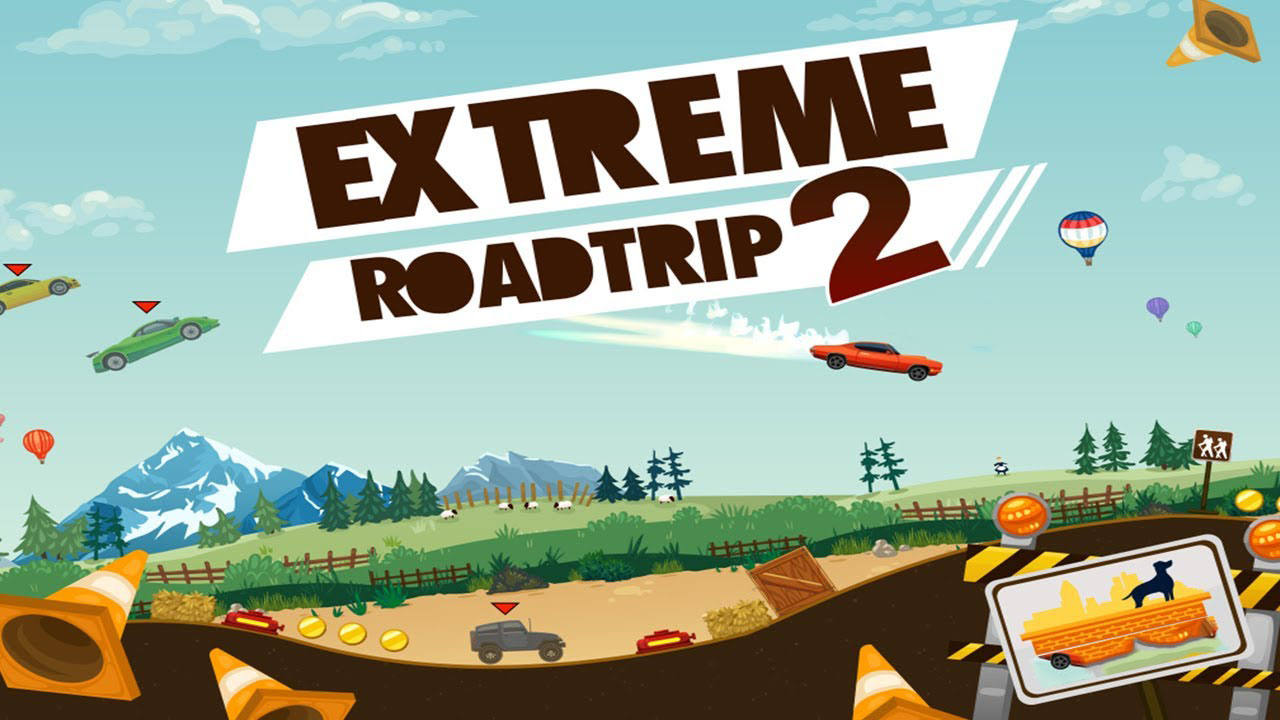 Extreme Road Trip 2 poster