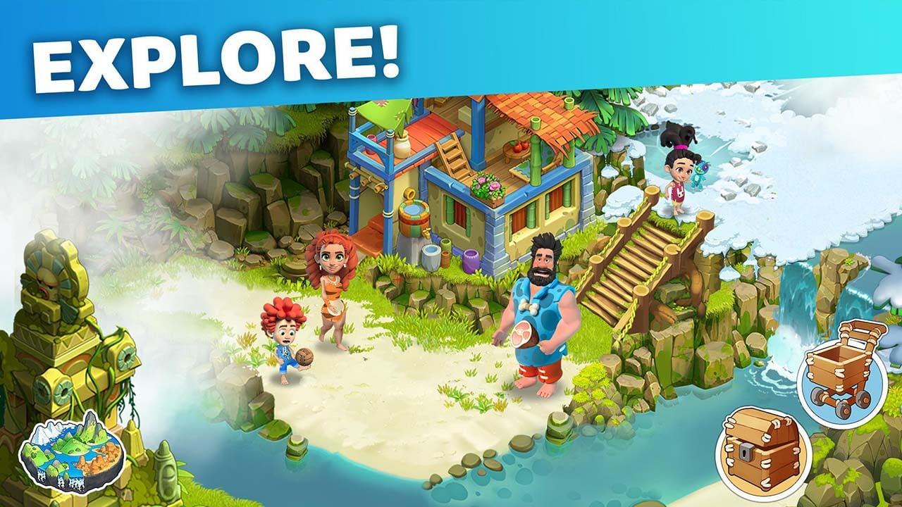 Family Island screen 0