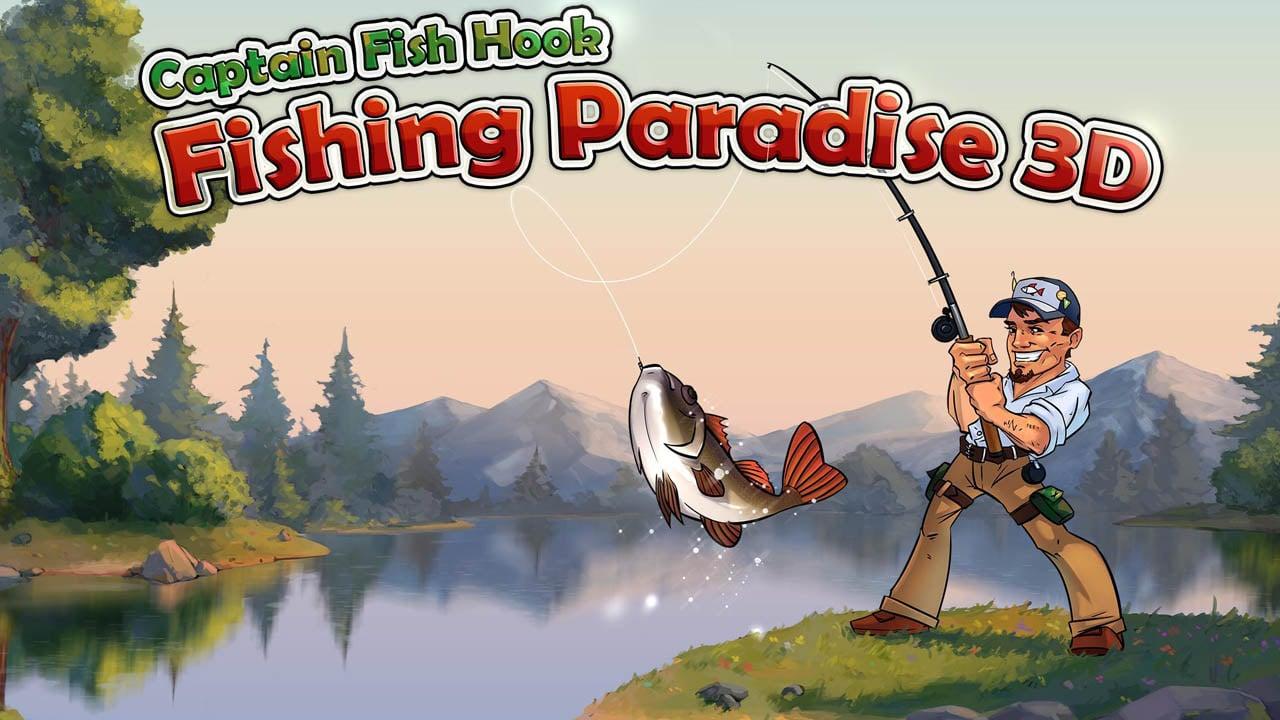 Fishing Paradise 3D poster