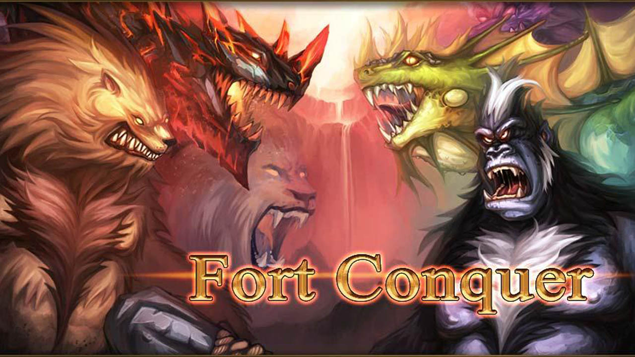 Fort Conquer poster